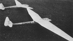 Condor model airplane plan