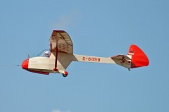 Cumulus III F model airplane plan