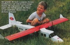 DO 228-E model airplane plan