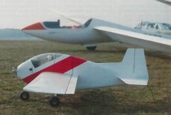 Das Kleine Dicke model airplane plan