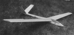 Elfe model airplane plan