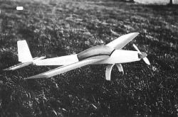 Elspmo model airplane plan
