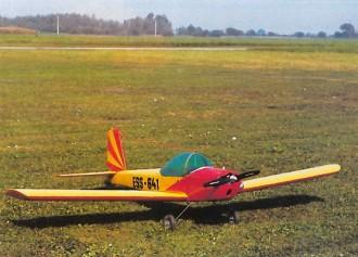 Ess 641 model airplane plan