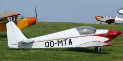 Fournier RF 3 model airplane plan