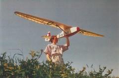 Goppinger GO 1 Wolf model airplane plan