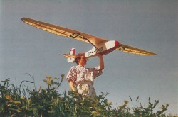 Goppinger GO 1 Wolf model airplane plan