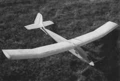 Guppy model airplane plan