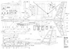 HLG 2 Tim model airplane plan