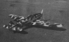 Kawasaki Ki-61 Hien model airplane plan