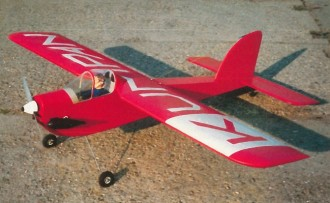 Kumpan model airplane plan