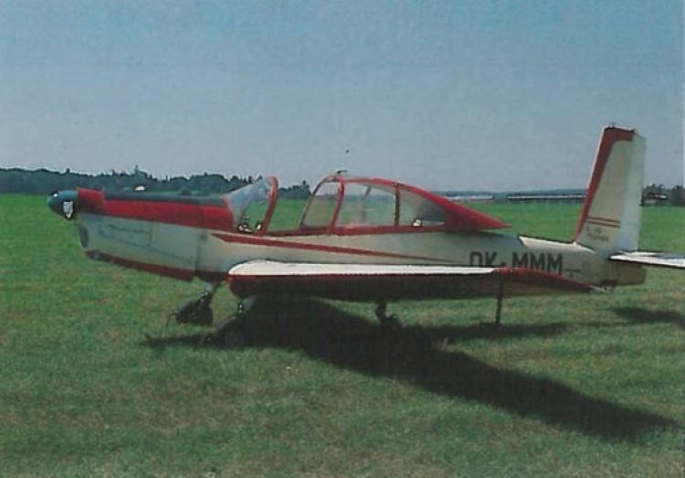 L-40 Metal Sokol model airplane plan