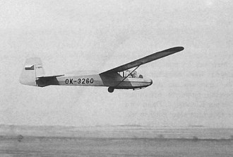 LF-109 Pionyr model airplane plan