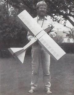 Little Jonny model airplane plan