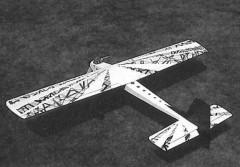 Mega model airplane plan