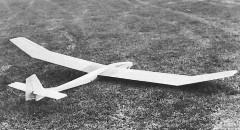 Milan model airplane plan