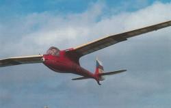 Mowe Racek model airplane plan