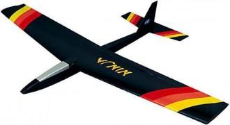 Ninja model airplane plan