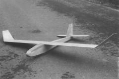 Oskar model airplane plan