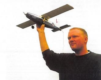 Pilatus Turbo Porter model airplane plan