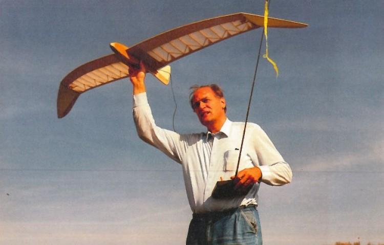 Ramphor model airplane plan