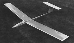 SP 2 model airplane plan