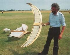 Sif model airplane plan