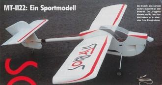 Sisyphos model airplane plan