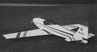 Starlight FE 2 model airplane plan