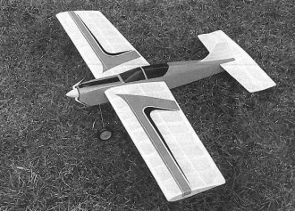Volttimer model airplane plan