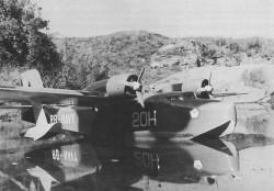 Water Ranger RB 103 model airplane plan