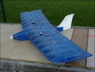 Willow model airplane plan