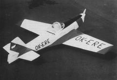 Zlin 526 AFS model airplane plan