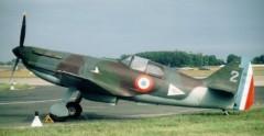 Dewoitine D-520 model airplane plan