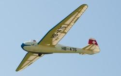 kranich II model airplane plan