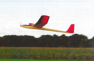Sunfly 3 model airplane plan