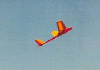 Tricep model airplane plan