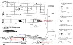 AG 120 model airplane plan