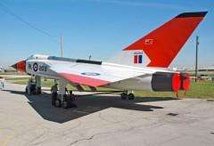 Avro CF-105 Arrow Mk.1 model airplane plan