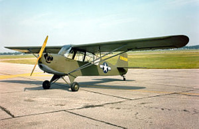 Aeronca model airplane plan