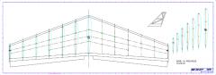 Ala01 rev0 model airplane plan
