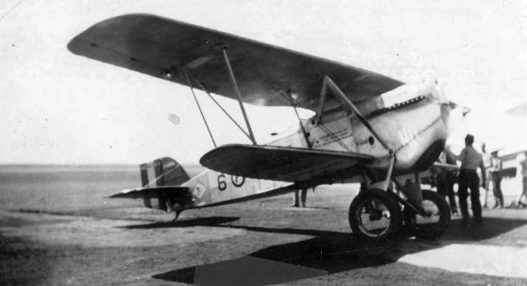 Boeing FB-1 model airplane plan