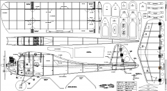 Buzzbomtoo model airplane plan