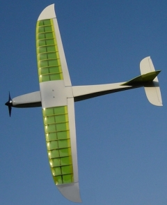 Speed Hornet model airplane plan