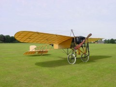 Bleroit 11 Monoplane model airplane plan