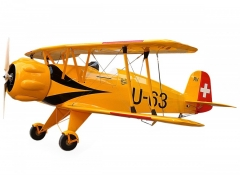 Bucker Jungmeister model airplane plan
