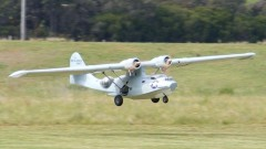 PBY Catalina model airplane plan