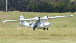 PBY Catalina model airplane plan