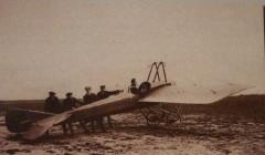 Deperdussin monoplane model airplane plan