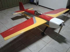 Extra 260 31% By Rodrigo Maia model airplane plan