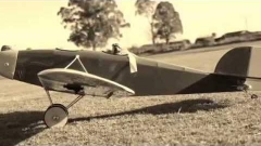 HEINKEL18 model airplane plan